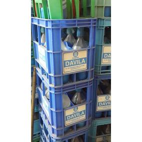 Cajon De Hierro O Plastico Con 6 Sifones De Plásticos