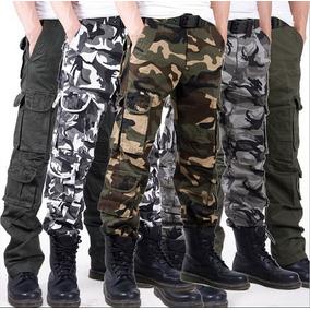 Pantalon Camuflados