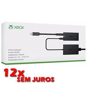 Adaptador Fonte Kinect Xbox One S Kinect Na Caixa Lacrado
