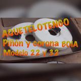 Piñón Y Corona Para Molino Carne Boia Midelo 22 Y 32 Oferta