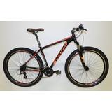 Bicicleta Venzo Skyline Rodado 29 21 Vel + Casco De Regalo !
