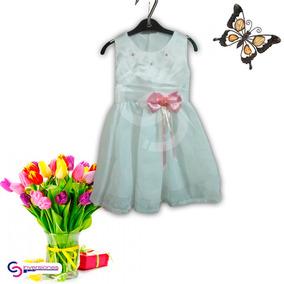 Vestidos De Bautizo Para Niña Vestido Con Flor