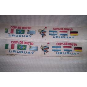 Copa De Oro 1980.cintas Y Llavero,buen Estado...