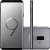 Smartphone Samsung Galaxy S9 Plus Dual Chip Android 8.0 Tela