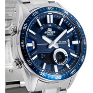 Reloj Hombre Casio Edifice Cod: Efv-c100d-2a Sumergible Acero Joyeria Esponda