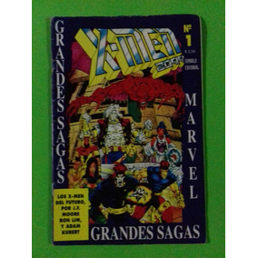 Marvel Comics - X-men 2099 # 1 - Ed.simbolo 1996 - 24 Pag