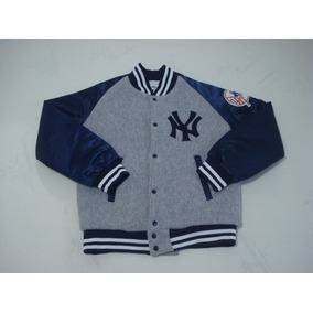 Jaqueta College Masculina Nfl Yankees - Jaquetas Colegial. São Paulo ·  Jaqueta New York Yankees Made In Usa Anos 80 bc72bb9f78a