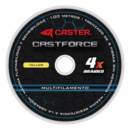 Multifilamento Caster Castforce 4x 0.30mm 600m