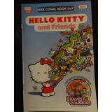 Hello Kitty And Friends Fcbd 2015