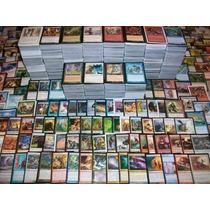 Lote Com 500 Cards 25 Raras/100 Incomuns/375 Comuns