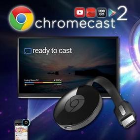 Google Cromecast 2 Convertí Tu Tv Lcd/led En Smart Tv
