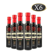Aceto Balsámico Glazé Domenico Ranieri Botella 250 Ml X 6 U