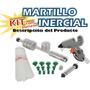 Kit Profesional Martillo Inercial Herramientas Sacabollos