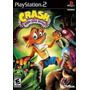 Crash Mind Over Mutant Ps2 Patch - Frete Só 6,00