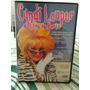 Dvd Musical Cyndi Lauper - Live In Paris