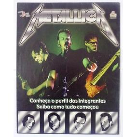 Revista Pôster Rock Nº 05 Metallica