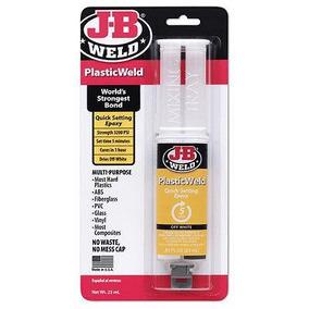 Jb Weld 50132 25 Ml Plástico Soldadura Jeringa