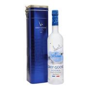 Vodka Grey Goose 1000ml Edicion Limitada Estuche Lata