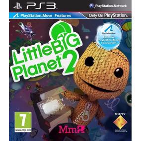 Little Big Planet 2 Ps3 * Playstation 3 * Español * Egames
