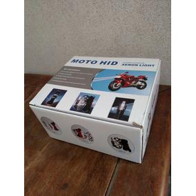 Kit Bixenon Para Moto 8000k, Nuevo En Caja