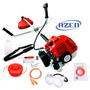 Roçadeira A Gasolina 52cc Nota Fiscal E Garantia + Kit Azen