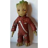 Groot Baby Traje Devastador 28cm! Guardianes De La Galaxia 2