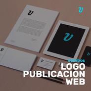 Logo + Publicacion Mercado Libre + Pagina Web Diseño Web