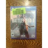 Battlefield 1 Fisico Para Playstation 4 Original Nuevo