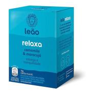 Chá Leão Funcionais - Relaxa 10 Saches