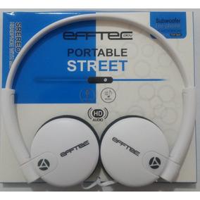 Auricular Vincha Portable Street, Iphone, Celular, Tablet