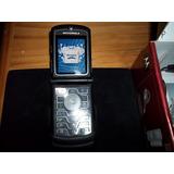 Celular Motorola V3 Black (personal) En Caja Con Accesorios.