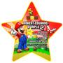 Tarjeta Invitacion Cumpleaños Infantil Super Mario Bros