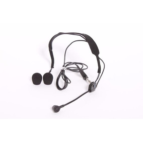 Shure Wh20-qtr Micrófono Con Diadema