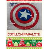 Escudo Capitan America Accesorio Disfraz Regalo Navidad