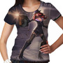 Camiseta League Of Legends Miss Fortune Mafiosa Feminina