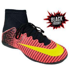 Chuteiras Nike Botinha Atacado - Chuteiras Vermelho no Mercado Livre ... bd8ab9e5a9b82