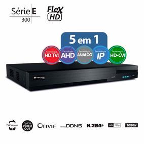 Dvr Stand Alone Tecvoz Tw E316 16 Ch 1080n Flex 5 Em 1