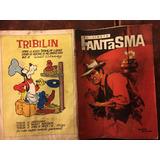 El Jinete Fantasma , Historieta, 36 Pag, Ed Zig Zag, R04