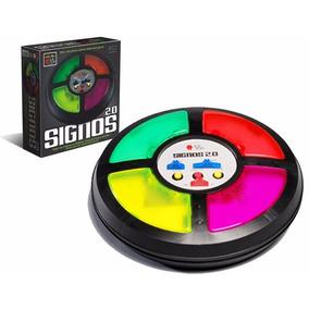 Signos 2.0 Juego De Mesa Original Top Toys Simon Dice Que