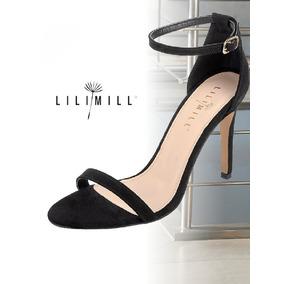 Zapatillas Abiertas Modelo Lili Mill 441