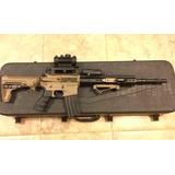 Fusil Electrico M4 Custom Airsoft Colección Pistola Arma