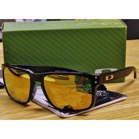 Gafas Oakley Holbrook Oro De 24k