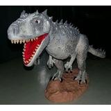 Adorno Para Torta Dinosaurio Indominus Rex En Porcelana Fria