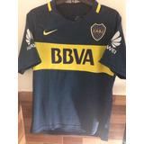 Camiseta Nike Nueva Titular Boca Juniors Sin Numero 2017