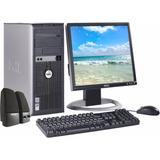 Gran Oferta Pc Intel Dual Core Completo + Lcd 20