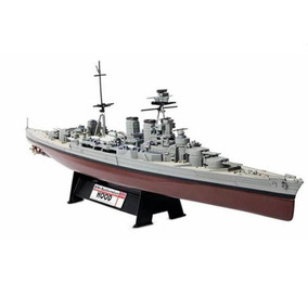 Navio Royal Hms Battlecruiser Hood 41 1:700 Unimax 86002