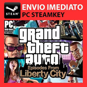 Gta 4 + 1 Dlc Grátis Steam Key Pc Original