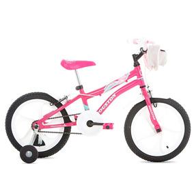 Bicicleta Aro 16 Tina Rosa Pink - Houston