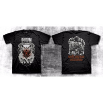 Legion Of The Damned Tour 2013 - Remera