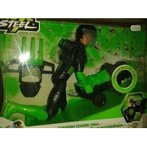 Max Steel Persecucion Subterranea Orig Mattel Casper